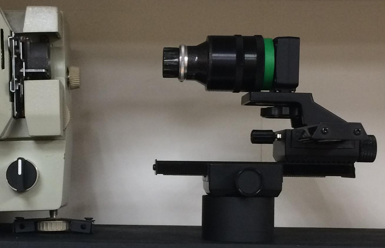 Оцифровка кинопленки методом непрерывной протяжки